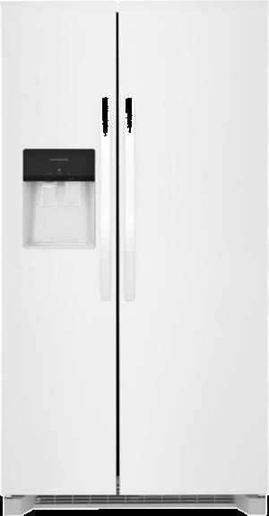 Frigidaire 25.6 Cu. Ft. 36'' Standard Depth Side By Side Refrigerator