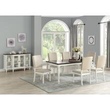 Hazel Dining Table, Standard