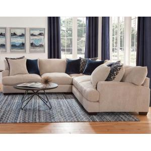 Gramercy 3 Piece Sectional
