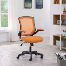 Veer Mesh Office Chair in Orange
