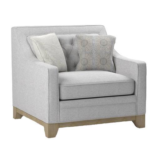 Jaizel Accent Chair, Wickham Gray U3670-02-13