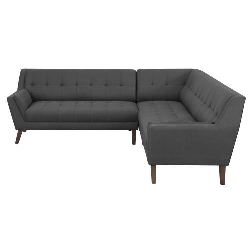 Emerald Home Lsf Sofa Charcoal U3216-11-03