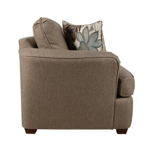 Product Image - 2 over 2 Convo-Lux seat cushions.