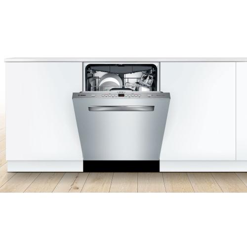 500 Series Dishwasher 24'' Stainless steel SHPM65Z55N