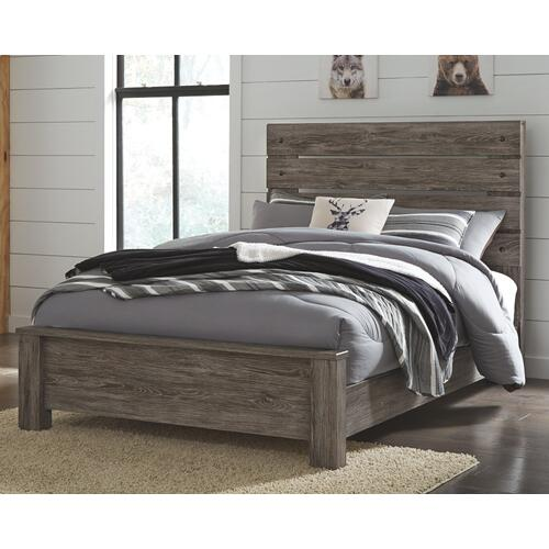 Cazenfeld Full Panel Bed