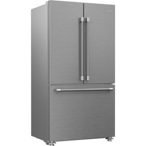 "36"" Counter Depth French Door Refrigerator"