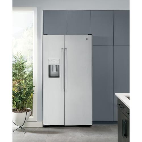 GE Profile™ Series 28.2 Cu. Ft. Side-by-Side Refrigerator