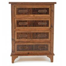 View Product - Pagosa Springs - 4 Drawer Upright Dresser