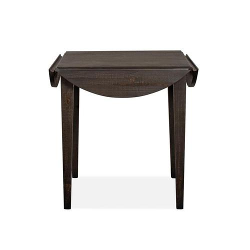 Magnussen Home - Drop Leaf Dining Table