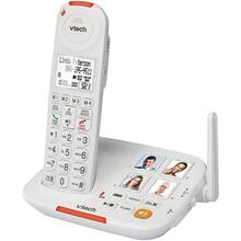 Amplified Cordless Answering System with Big Buttons & Display