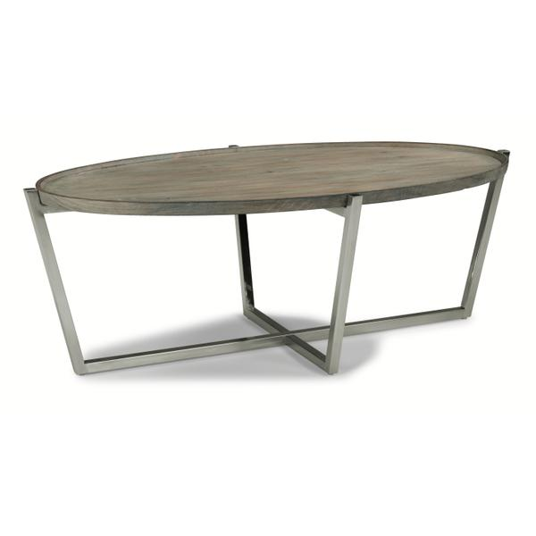 See Details - Cadence Oval Coffee Table