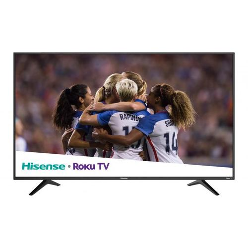 """55"""" Class - R6000 Series - 55"""" class 4K UHD ROKU TV with HDR (54.5"""" diag) SUPPORT"""