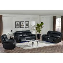 Reclining Sofa with Power Footrest