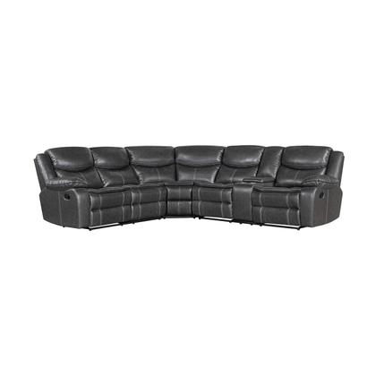 See Details - 59924 3 Piece Power Reclining Sectional