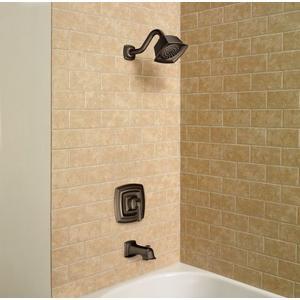 Boardwalk mediterranean bronze posi-temp® shower only