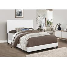7564 PU Bed Frame - QUEEN