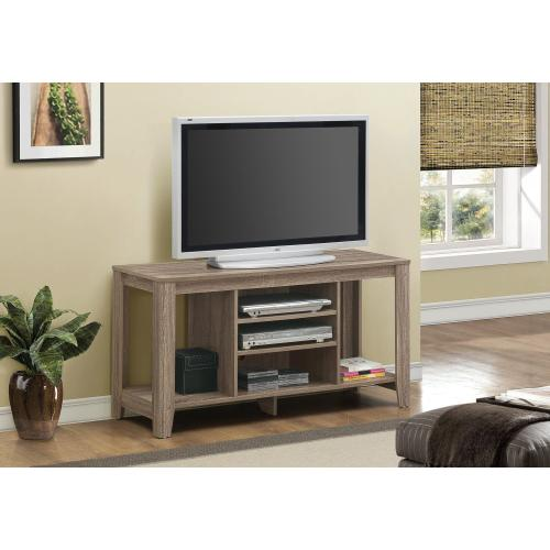 """Gallery - TV STAND - 48""""L / DARK TAUPE"""
