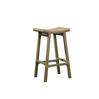 Country Woven Kubu Bar Stool