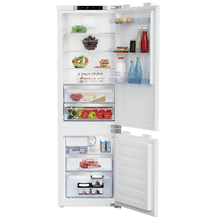 "22"" Built-In Bottom Freezer Refrigerator with Ice Maker"