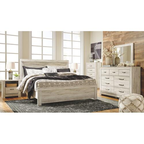 Signature Design By Ashley - Bellaby King Panel Bed