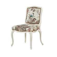See Details - Chamille Slipper Chair