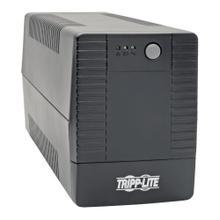 600VA 360W Line-Interactive UPS - 6 NEMA 5-15R Outlets, AVR, 120V, 50/60 Hz, USB, Desktop