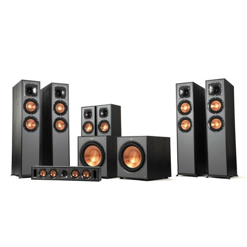 Klipsch - R-625FA 7.2.4 Dolby Atmos® Home Theater System