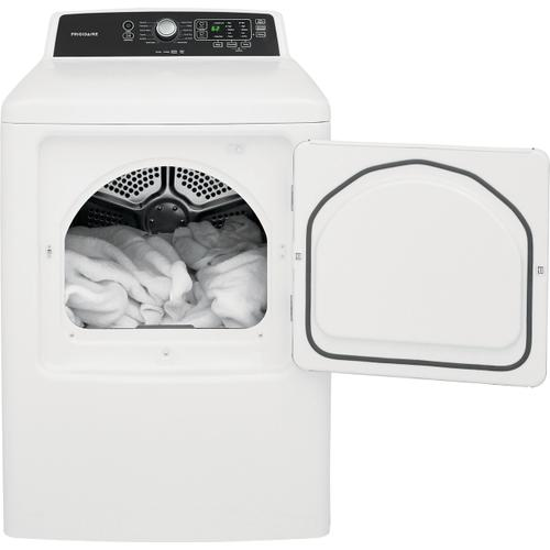 Frigidaire 6.7 Cu. Ft. High Efficiency Free Standing Electric Dryer