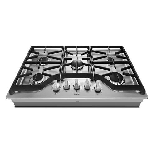 Gallery - 36-inch 5-burner Gas Cooktop with DuraGuard Protective Finish