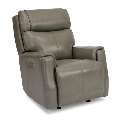 Holton Power Gliding Recliner with Power Headrest