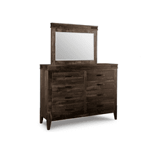 Chattanooga 8 Drawer High Dresser