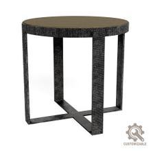Ragsdale Side Table, Unfinished Frame