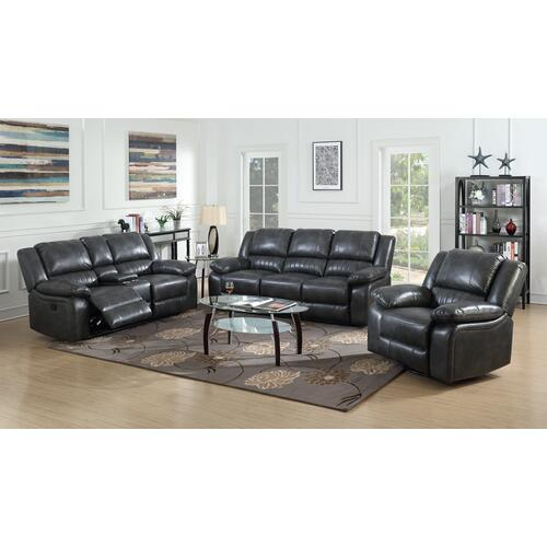 Gallery - Reclining Console Loveseat