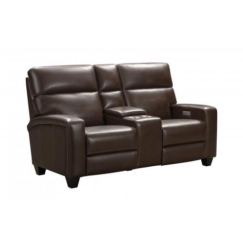 See Details - Marcello Rustic-Brown Loveseat