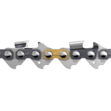 """See Details - X-CUT SP33G Chainsaw Chain Semi-chisel, PIXEL .325"""" pitch, .050 gauge"""