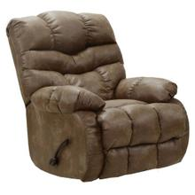 Berman Chaise Rocker Recliner - Silt