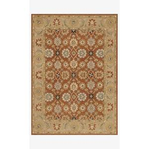 Gallery - LE-02 Redwood / Moss Rug