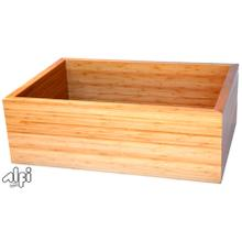 """See Details - AB3021 30"""" Single Bowl Bamboo Kitchen Farm Sink"""