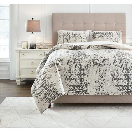Addey Queen Comforter Set