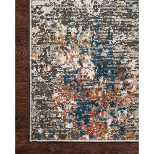 BIA-06 Granite / Multi Rug