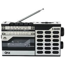 Rerun Retro Radio and Cassette Recorder/player