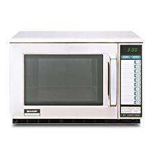 See Details - heavy duty commercial microwave oven