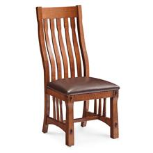 View Product - M Ryan Side Chair, Wood Seat