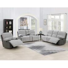 Cyprus 3-Piece Motion Set (Sofa, Loveseat & Chair)