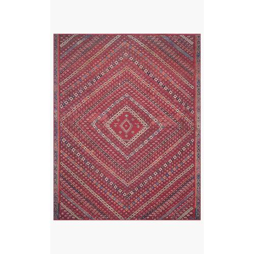 LF-05 MH Red / Multi Rug