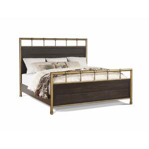 FlexsteelCologne California King Metal-Framed Bed