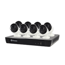 View Product - 8 Camera 16 Channel 4K Ultra HD NVR Security System