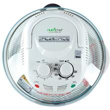 Halogen Oven Air-Fryer/Infrared Convection Cooker