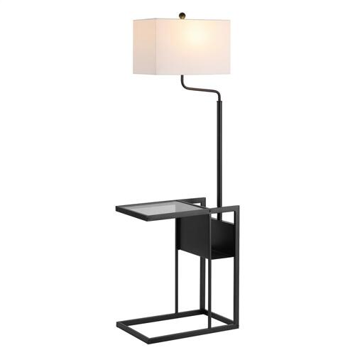 Janson Floor Lamp - Matte Black