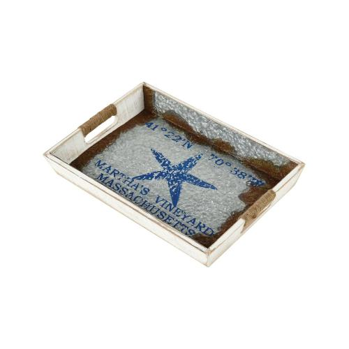 Vineyard Ferry Starfish Tray